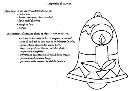 Clopotel craciun 1