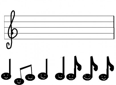 Notele muzicale 1