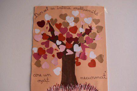 Copacul multumirii