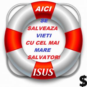 SALVATORUL ISUS