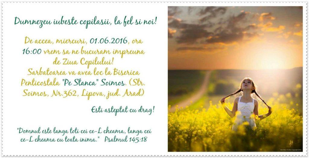 invitatie 1 iunie