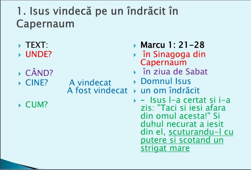 Vindecari 1