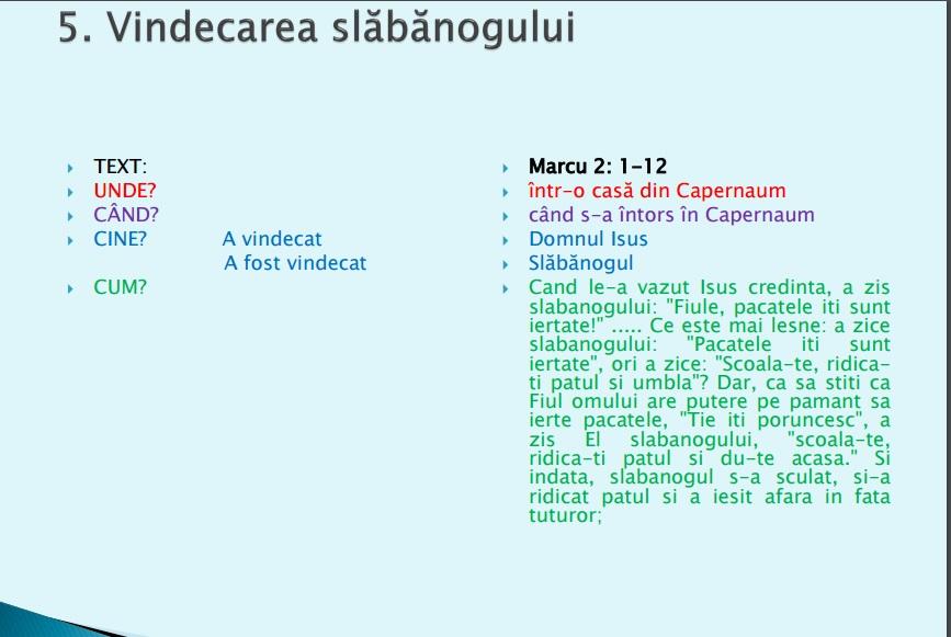 Vindecari 5