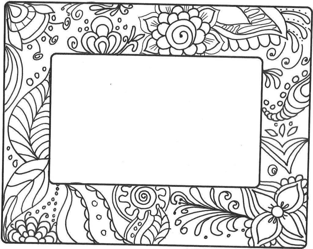 rama de colorat 1