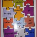 ascultare puzzle color