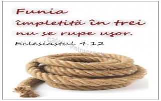 eclesiast  4.12