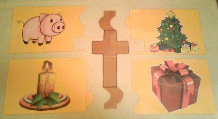 puzzle de Craciun 2