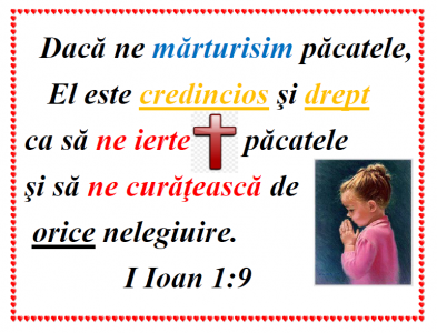 1 Ioan 1.9