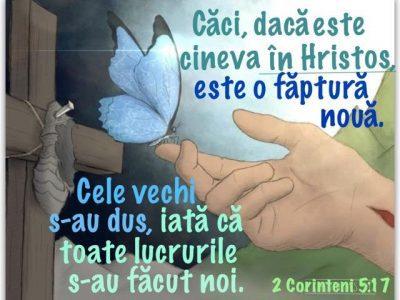 2 Corinteni 5.17
